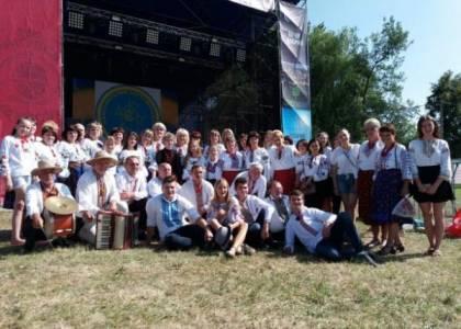 Мистецькі колективи Яворівщини презентували свою творчість на Сорочинському ярмарку