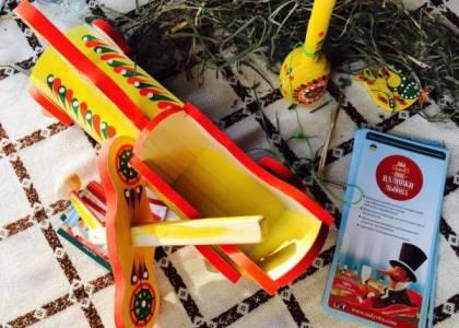 Яворівщина презентувала яворівську іграшку на фестивалі у Львові