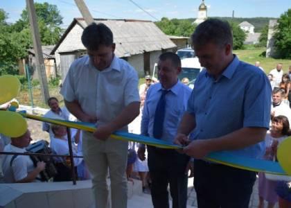 На Яворівщині відремонтували стару будівлю амбулаторії сімейної медицини