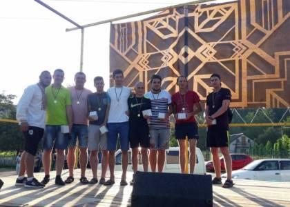 Турнір з міні-футболу ''Футбол Босоніж'' в рамках фестивалю ''Фійна-Фест''