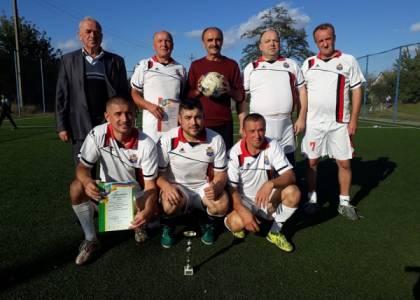 Обласний турнір з міні-футболу серед ветеранів пам'яті Я.В. Хріпи