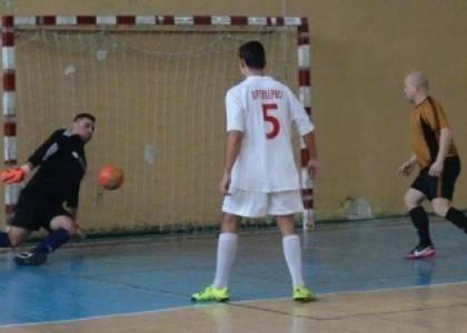 Чемпіонат Яворівського району з футзалу