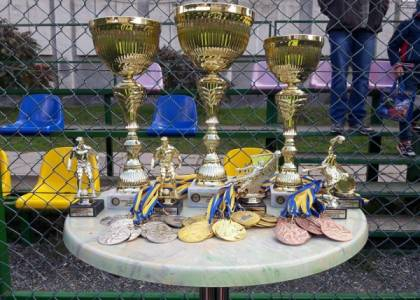 Чемпіонат міста Новояворівська з міні-футболу 6х6