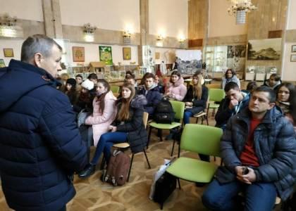 День Соборності у Новояворівському краєзнавчому музеї