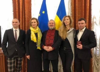 Музикант Ростислав Домішевський - заслужений діяч мистецтв України