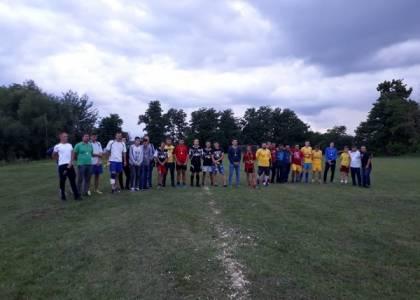 Турнір з футболу пам'яті Тараса Мисика
