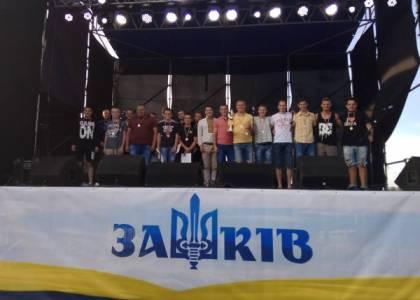 """Турнір з міні-футболу """"Футбол Босоніж"""" в рамках фестивалю """"Зашків"""""""