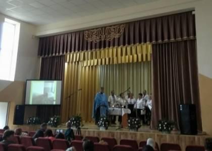 Відкриття оновленого Народного дому в селі Завадів