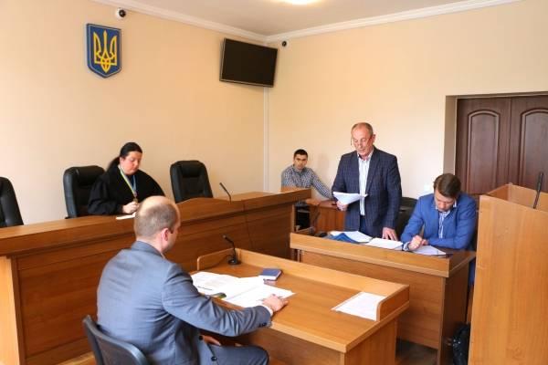 В Яворові розпочався судовий процес над Наконечнянським сільським головою
