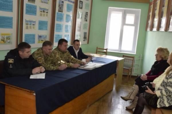 На Яворівщині розпочинається весняний призов на військову службу