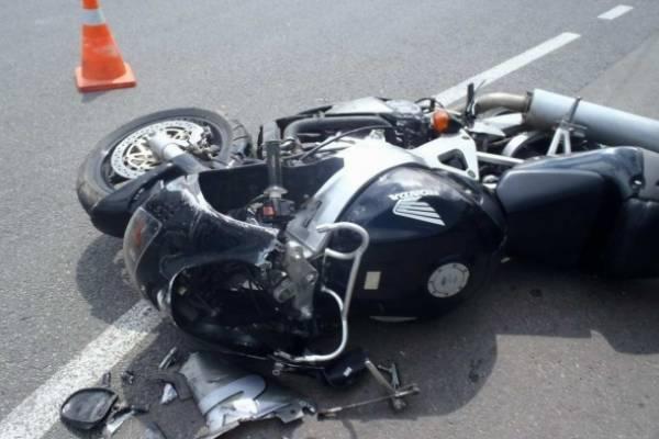 В Яворові мотоцикліст скоїв наїзд на дівчинку