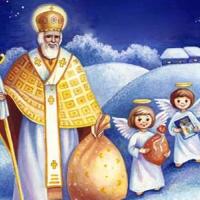 Святий Миколай вже в дорозі...